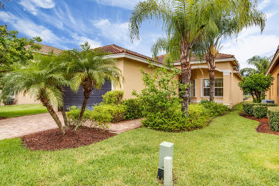 Boynton Beach Single Family Home For Sale: 11571 Ponywalk Trail
