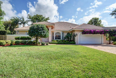 Boca Raton Single Family Home For Sale: 2830 NW 44th Street