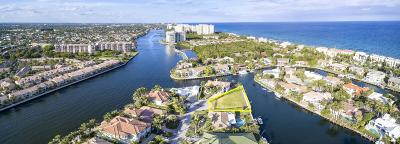 Broward County, Palm Beach County Residential Lots & Land For Sale: 4205 Intracoastal Drive
