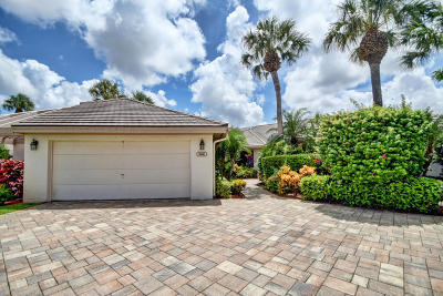 Boca Raton Single Family Home For Sale: 20521 Linksview Way