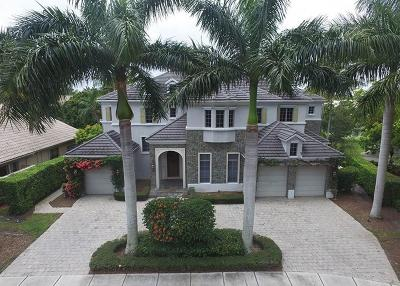 Single Family Home For Sale: 5895 Hamilton Way