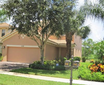Hobe Sound Single Family Home Contingent: 6188 SE Turn Leaf Trail