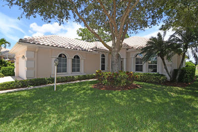Port Saint Lucie Single Family Home For Sale: 8502 Belfry Place