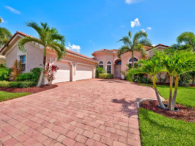 Port Saint Lucie Single Family Home For Sale: 11741 SW Rossano Lane