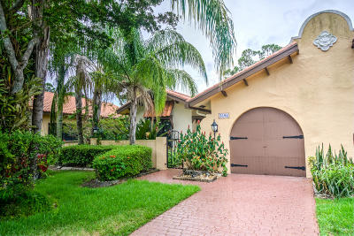 Delray Beach Single Family Home For Sale: 5194 Cortez Court