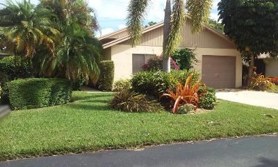 Delray Beach Single Family Home For Sale: 1415 NW 23rd Lane