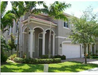 Riviera Beach Single Family Home For Sale: 1020 Center Stone Lane