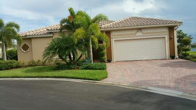 Port Saint Lucie Single Family Home For Sale: 11729 SW Apple Blossom Trail
