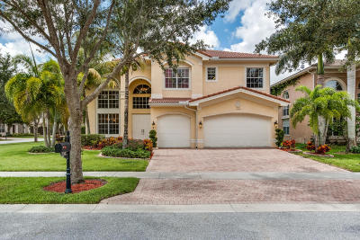 Boynton Beach Single Family Home For Sale: 11162 Sunset Ridge Circle