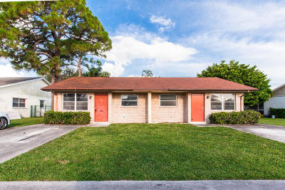 Palm Beach Gardens Single Family Home Contingent: 9145 E Highland Pines Boulevard