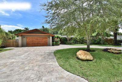 Delray Beach Single Family Home For Sale: 1315 NW 2nd Avenue