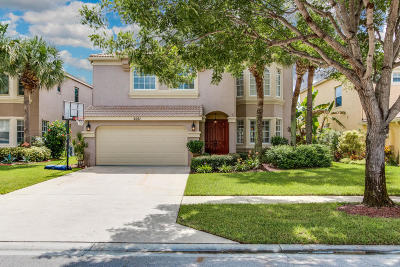 Royal Palm Beach Single Family Home For Sale: 2071 Reston Circle