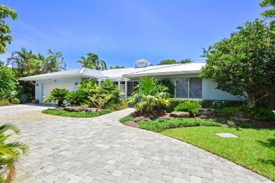 Delray Beach Single Family Home For Sale: 801 NW 4th Avenue