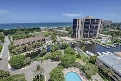 Highland Beach Condo Sold: 4740 S Ocean Boulevard #1612