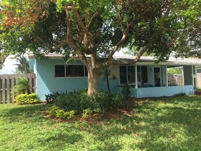 Deerfield Beach Single Family Home For Sale: 269 SE 8th Avenue