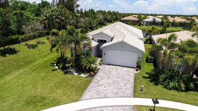 Boynton Beach Single Family Home For Sale: 9161 Vander Cove