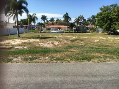 Broward County Residential Lots & Land For Sale: 2641 NE 5th Street