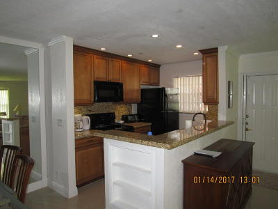Delray Beach Single Family Home For Sale: 1360 High Point Way SW #A