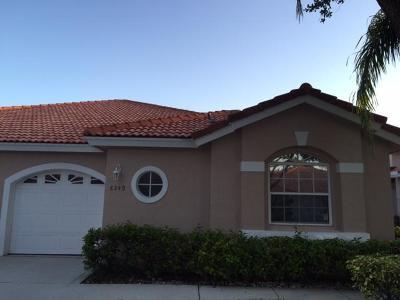 Boca Raton Single Family Home For Sale: 8249 Via Di Veneto