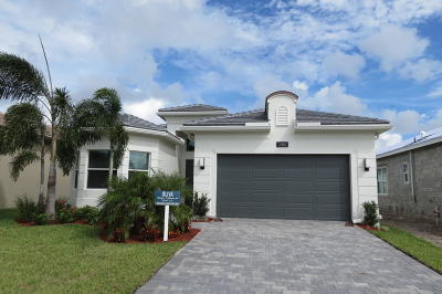Boynton Beach Single Family Home For Sale: 12808 Bonnington Range Drive
