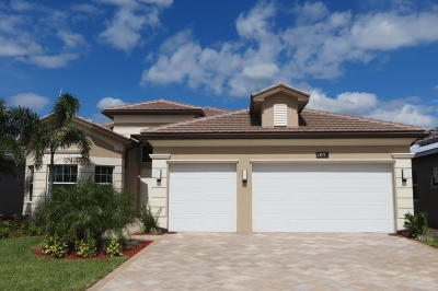 Boynton Beach Single Family Home For Sale: 8970 Golden Mountain Circle