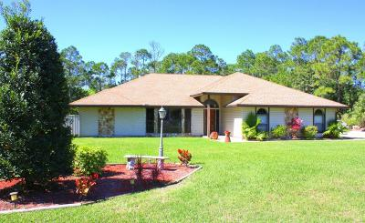 Jupiter Single Family Home Contingent: 17261 127th Drive