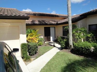 Palm City Single Family Home For Sale: 3584 SW Quail Meadow Trail #e