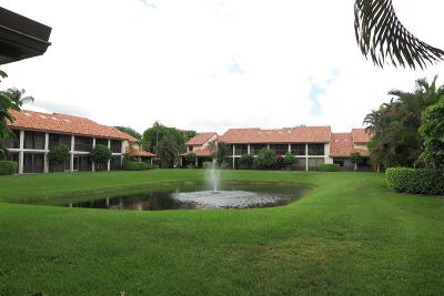 Boca Raton Single Family Home For Sale: 7875 La Mirada Drive