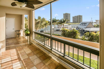 North Palm Beach Condo For Sale: 1036 Us Highway 1 #222