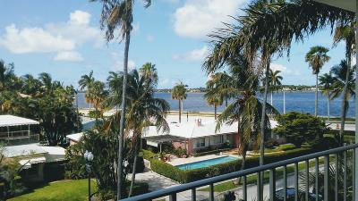 West Palm Beach Condo Sold: 917 Flagler Drive #404