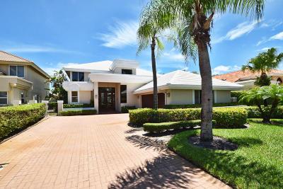 Boca Raton Single Family Home For Sale: 7302 Gateside Drive
