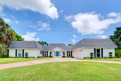 Boynton Beach Single Family Home For Sale: 10532 Saint Andrews Road