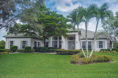 Palm City Single Family Home For Sale: 66 SW Buttonbush Court