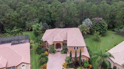 Port Saint Lucie Single Family Home For Sale: 863 SW Saint Tropez Court