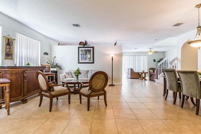 Royal Palm Beach Single Family Home For Sale: 1236 Oakwater Drive