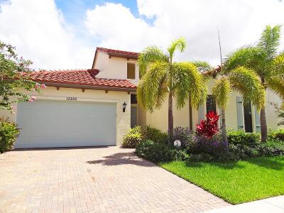 Boca Raton Single Family Home For Sale: 12250 Boca Reserve Lane