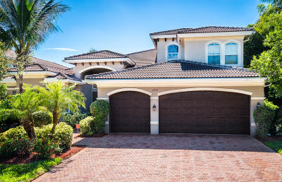 Boynton Beach FL Single Family Home For Sale: $640,000