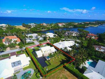 Manalapan Single Family Home For Sale: 80 Curlew Road