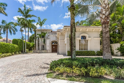 Delray Beach FL Single Family Home For Sale: $1,004,600