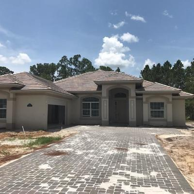 Fort Pierce Single Family Home For Sale: 9619 Knollwood Lane
