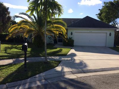 Boca Raton Single Family Home For Sale: 22146 Candle Court
