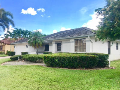 Davie Single Family Home Contingent: 3040 Old Orchard Road