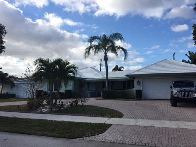 Fort Lauderdale Single Family Home For Sale: 2110 NE 59th Court