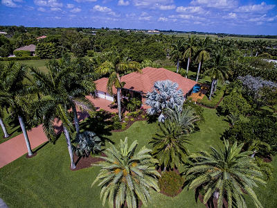 Delray Beach Single Family Home For Sale: 8266 Sawpine Road