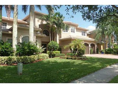Delray Beach Single Family Home For Sale: 9513 New Waterford Cove