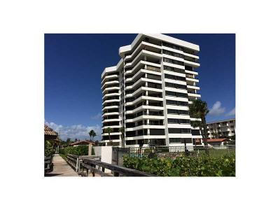 Juno Beach Condo For Sale: 600 Ocean Drive #11-C