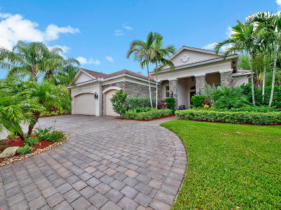Royal Palm Beach Single Family Home For Sale: 8373 Butler Greenwood Drive