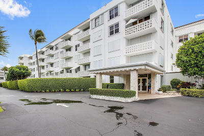 Palm Beach Condo For Sale: 2840 S Ocean Boulevard #4250