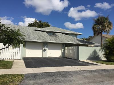 Delray Beach Single Family Home For Sale: 2787 SW 6th Street