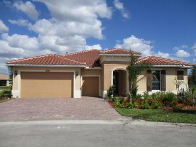 Port Saint Lucie Rental For Rent: 11139 SW Rose Apple Court